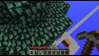 Ser can ve Yusuf Minecraft - Sky Block - Trol Game - Bölüm 7