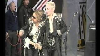 Eurythmics - There Must Be An Angel.wmv