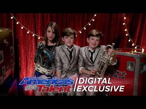 Family Band Pelican212 Keeps It In The Family For Their AGT Audition - America's Got Talent 2017
