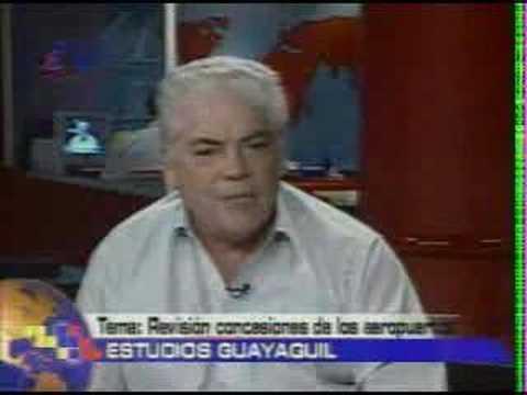 Ing. Nicolás Romero, Concesión Aeroportuarias