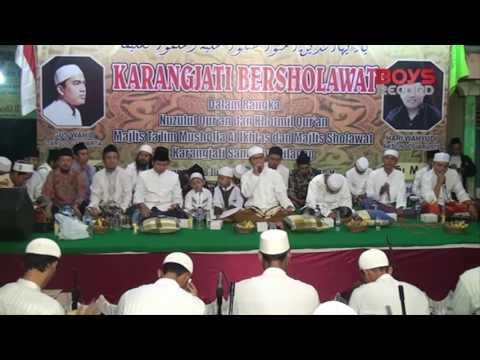 Gus Wahid - Dauni dauni, El Husna Sholawat (Karangjati Bersholawat)