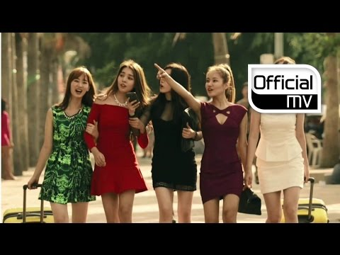 BerryGood(베리굿)  -Because Of You(요즘 너 때문에 난)