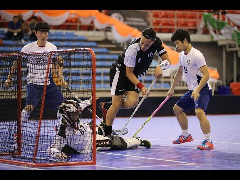 Men's WFCQ 2016 - KOR v NZL (5th-7th:1) Part 1