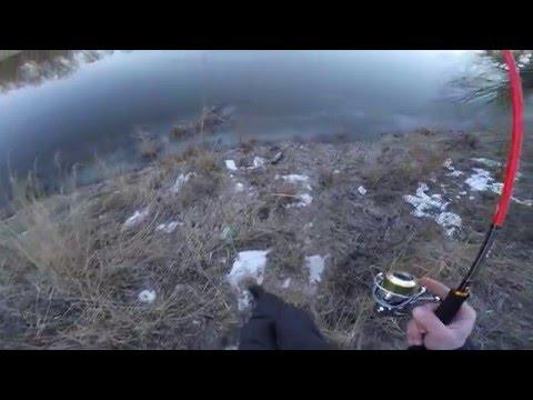 ловля легким спиннингом видео