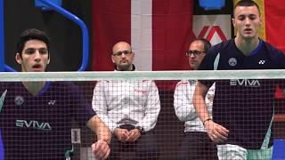 18° Yonex Italian international - Intervista a Giovanni Toti e Fabio Caponio