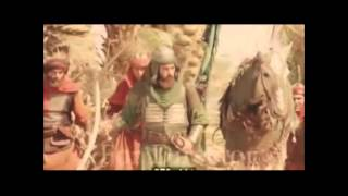 Battle of Karbala-Martyrdom of Abbas (Abalfazl) brother of Imam Hussain.  حضرت عباس