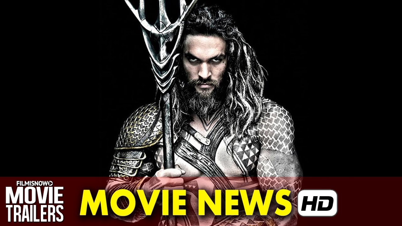 AQUAMAN - Has the movie's villain been revealed? [HD]