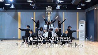 Download lagu Dreamcatcher(드림캐쳐) 'Odd Eye' Dance Video (연습실 ver.)