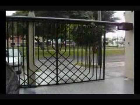 Puertas levadizas corredizas seccionales vad peru - Puertas de cochera ...