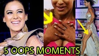 5 OOPS moments of Nia Sharma of Khatron ke Khiladi when she got embarassed and ashamed !