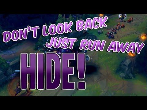 Instalok - Hide From Rek'Sai (Tove Lo - Habits (Stay High) PARODY)