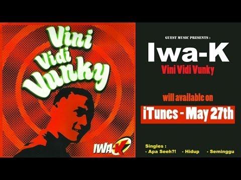Iwa K Feat. Marawis Al-Ikhwan - Seminggu (Lyric Video)