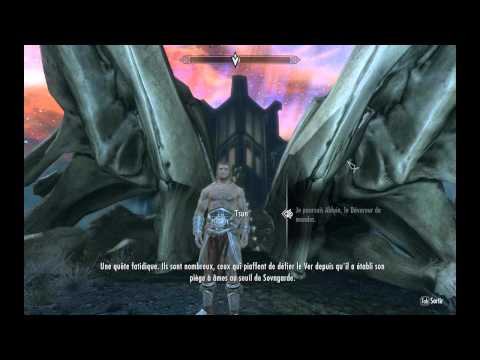 Image video L'intgrale Skyrim - Ep 180 - Playthrough FR HD par Bob Lennon