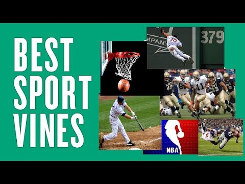 Best sports vines compilation with soudtrack & effects (+100 vines !) | MakeItRain!