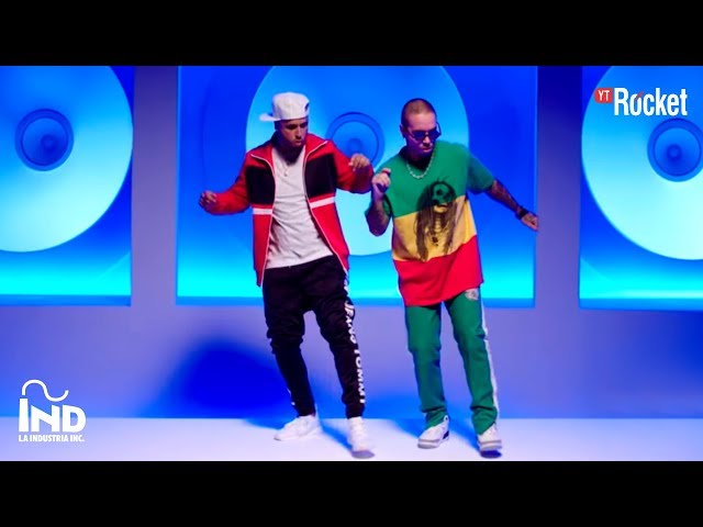 Descargar Nicky Jam X J Balvin X Equis Prod Afro Bros