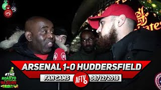 Arsenal 1-0 Huddersfield | Why Didn't The UK Press Talk About Racism In Football?! (Turkish Rant)