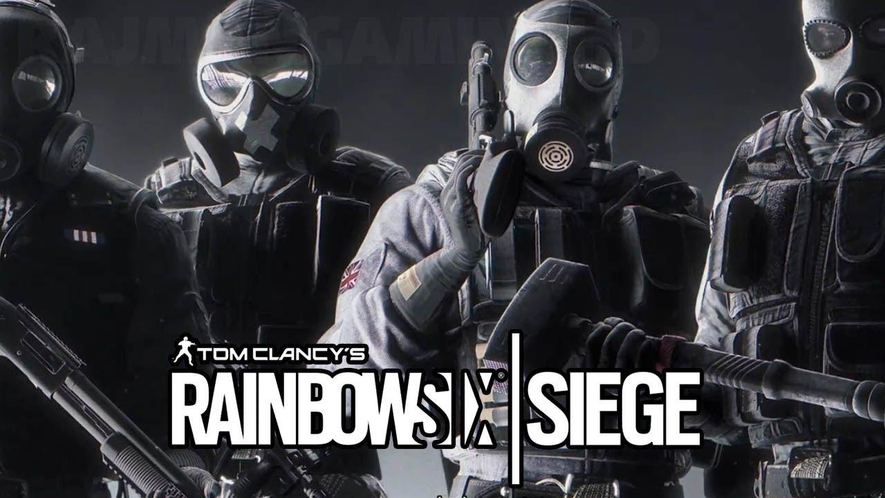 Rainbow six siege server status