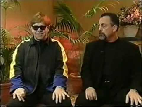 Paul Holmes interviews Elton John & Billy Joel 1998