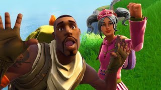 Playing Fortnite Duos with Best In Class and doing VERY WELL