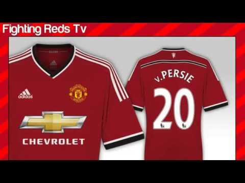 adidas manchester united