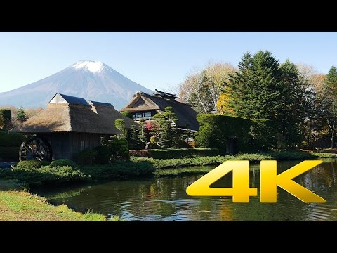 Yamanashi Oshino Hakkai - 忍野八海 - 4K Ultra HD