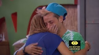 Frankie's Receiving Sad News From Home - Big Brother USA - Big Brother Universe