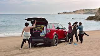 Land Rover Discovery Sport |  Объем багажника