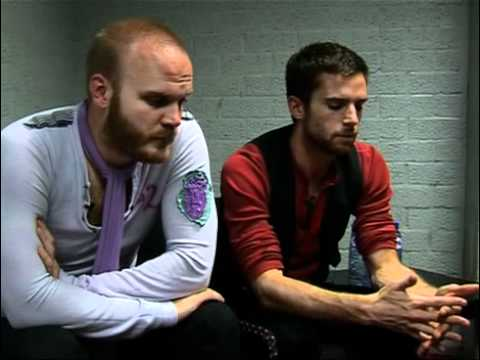 Coldplay interview - Will Champion and Guy Berryman (part 4)