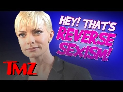 Jaime Pressly Supports Reverse Sexism!!