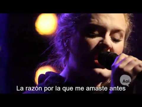 Adele - Don't you remember [Subtitulado al Español] Music Videos