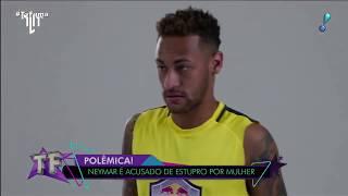 """Sonia Abrão analisa caso Neymar: """"Juízes não punem devidamente porque são homens"""""""