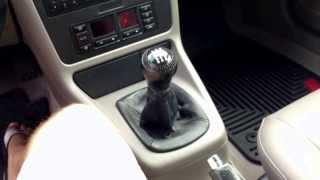 1998 Audi A4 AWD Quattro 1.8T 5spd - Walk around video