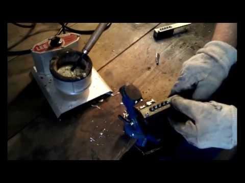 Complete Homemade pellet making video