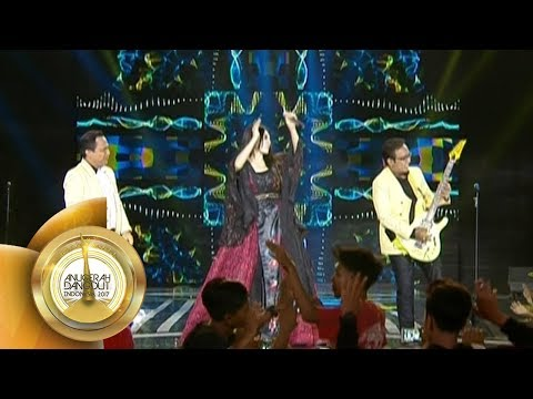 Duet Terbaik! Via Vallen Feat Wali AKU BUKAN BANG TOYIB   - Anugerah Dangdut Indonesia 2017
