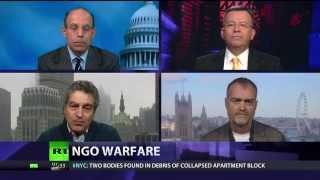 CrossTalk: NGO Warfare