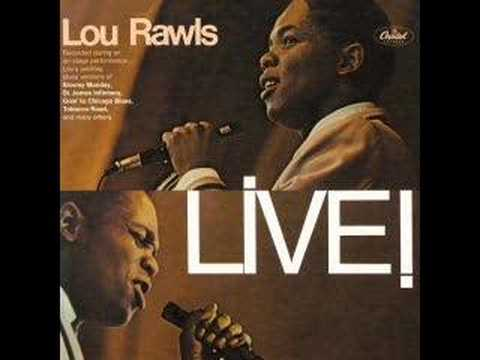 Lou Rawls - The Shadow Of Your Smile