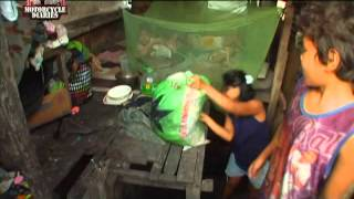 How does 'pagpag' taste for Maricel and her children? | Motorcycle Diaries