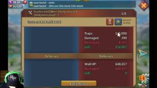 Lords Mobile: Do you need T4 to defend bro? (Bren Chong rally!!!!)