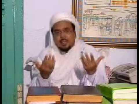 HABIB RIZIQ FPI - INTRO DIALOG ISLAM & KRISTEN - PLURALISME