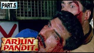 Arjun Pandit Full Hindi Movie PART - 5 | Sunny Deol, Juhi Chawla, | Bollywood Action Movies
