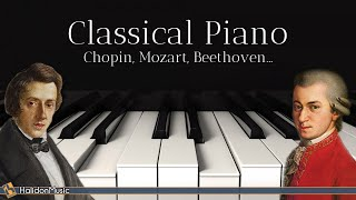 Classical Piano Music Mozart, Chopin, Beethoven... Vadim Chaimovich