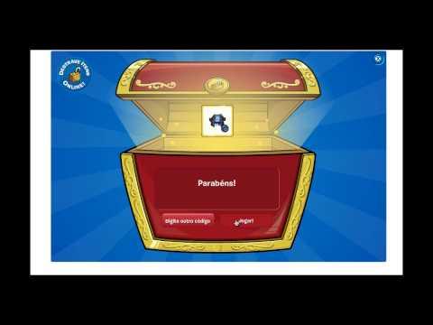 Destravar Itens Online: Novo Código Livre - UNPIRATA - Club Penguin