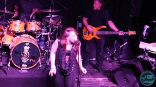 Sandy Redd (@SandyReddMusic) performs at BB Kings Blues Club Montgomery
