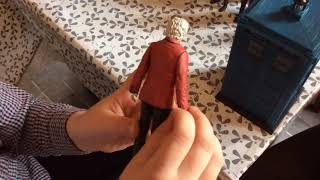 Review: Third Doctor and TARDIS Toy