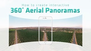 Interactive 360 Aerial Panoramas: From Where I Drone with Dirk Dallas