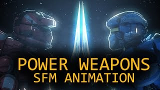 Power Weapons - SFM HALO
