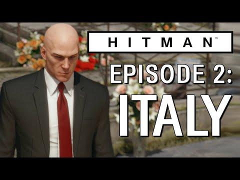 HITMAN 6 - Сапиенца. Крутое Убийство!