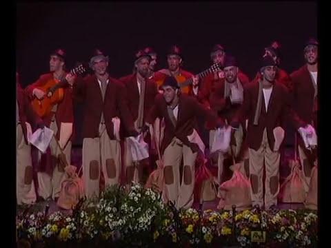 Comparsa - Los Miserables \ Actuación Completa en la FINAL \ Carnaval 1993