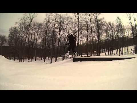 Paul Buczkowski Snowboarding - Winter Thirteen