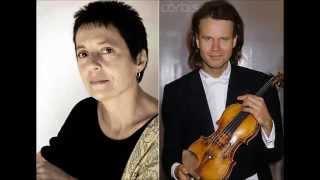 Pires / Dumay Beethoven Violin Sonata No.7 Op.30 No.2